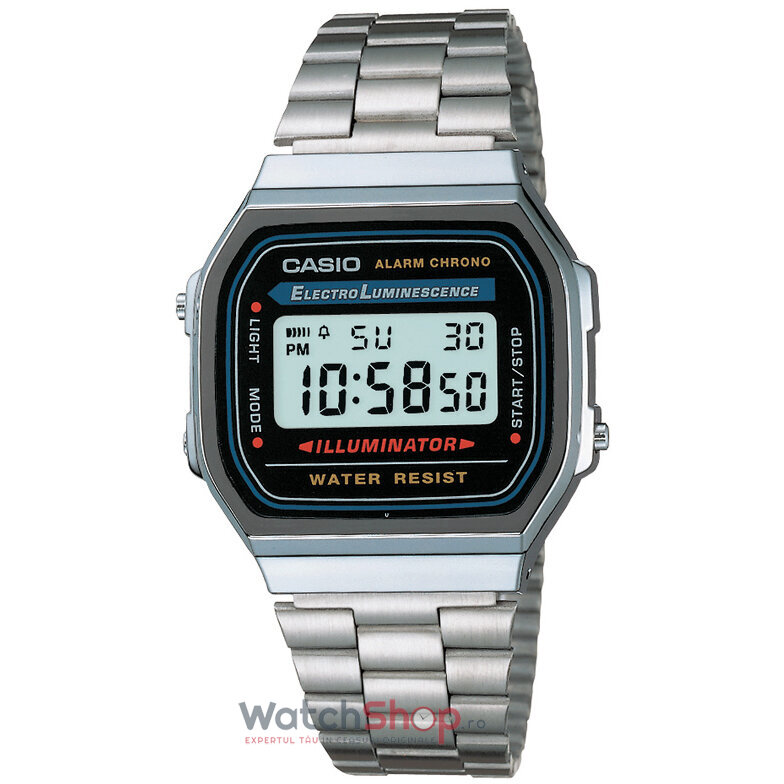 Ceas Casio RETRO A168WA-1YES