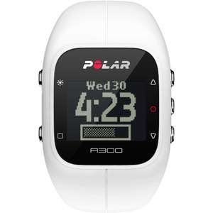 Ceas Polar FITNESS A300 WHITE HR