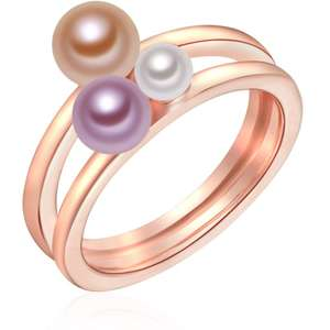 Inel Valero Pearls SILVER 60925022