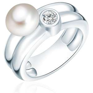Inel Valero Pearls SILVER 60925031