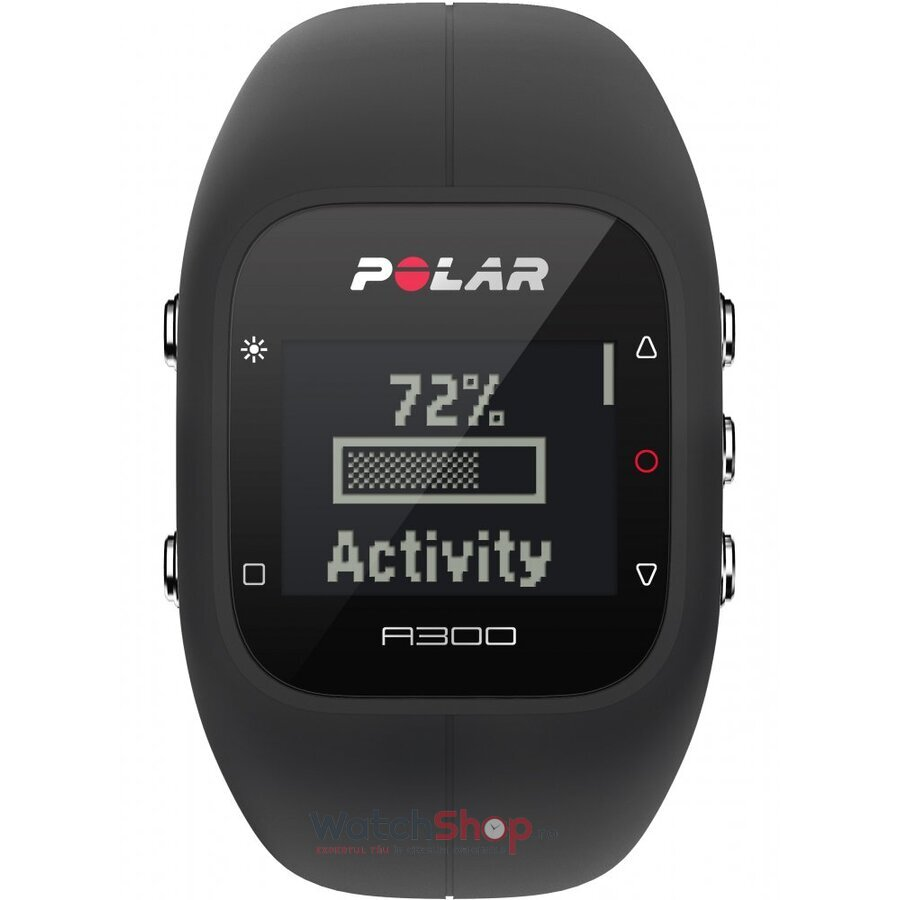 Ceas Polar FITNESS A300 BLACK