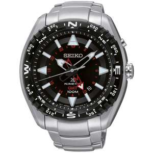 Ceas Seiko PROSPEX SUN049P1 Kinetic GMT