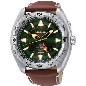 Ceas Seiko PROSPEX SUN051P1 Kinetic GMT
