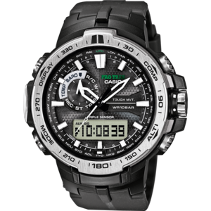 Ceas Casio PRO TREK PRW-6000-1ER MultiBand 6 Solar Triple Sensor Version 3