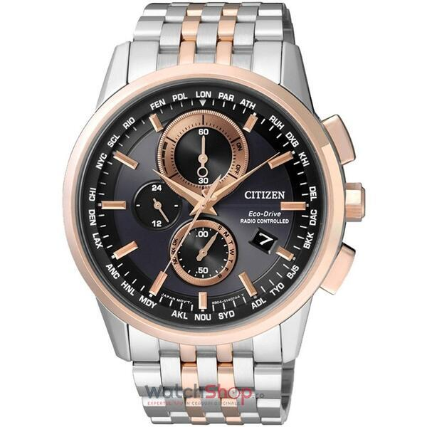 Ceas Citizen SPORT AT8116-65E Eco-Drive Radio Controlled
