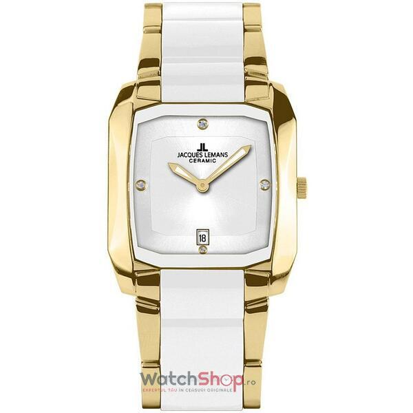 Ceas Jacques Lemans DUBLIN 1-1389G Ceramic
