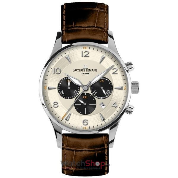 Ceas Jacques Lemans CLASSIC 1-1654E London