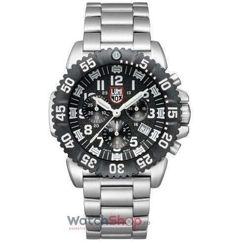 Ceas Luminox SEA A.3182 Steel Colormark