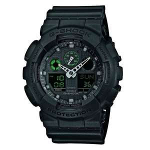 Ceas Casio G-SHOCK GA-100MB-1AER Antimagnetic