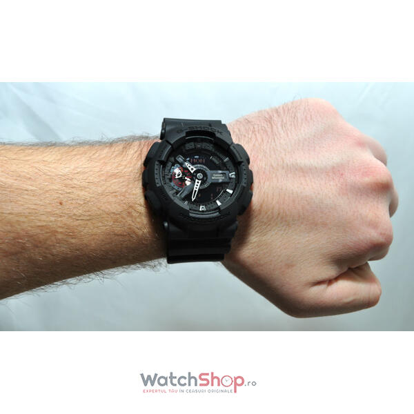 Ceas Casio G-SHOCK GA-110MB-1AER Antimagnetic Hyper Colours
