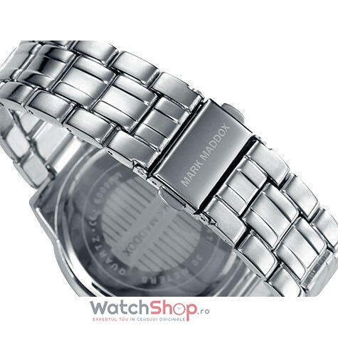 Ceas Mark Maddox TRENDY SILVER MM6009-87