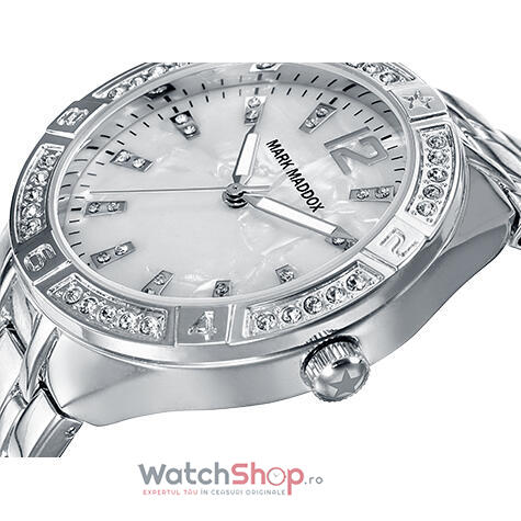 Ceas Mark Maddox TRENDY SILVER MM6007-85