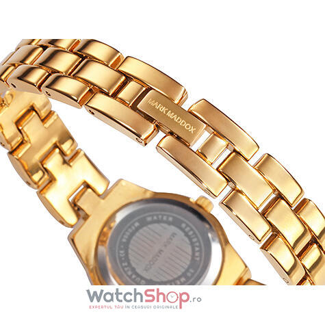 Ceas Mark Maddox GOLDEN CHIC MF0008-27