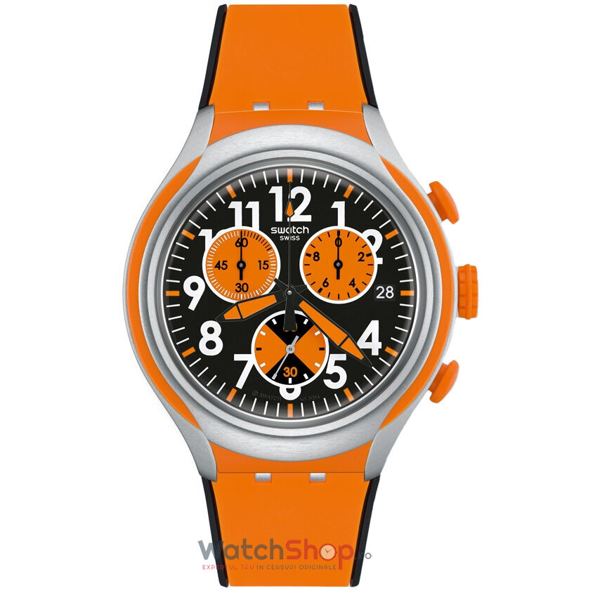 Ceas Swatch IRONY YYS4003 Feel Strong