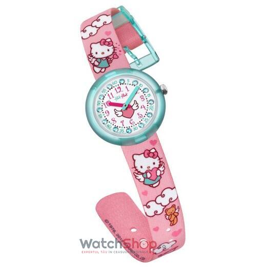 Ceas Flik Flak PRE-SCHOOL ZFLNP020 HELLO KITTY