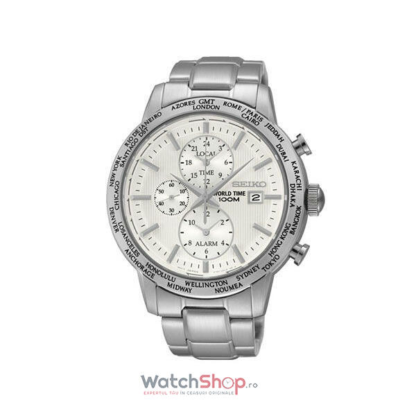 Ceas Seiko SPORTS SPL047P1 World Time