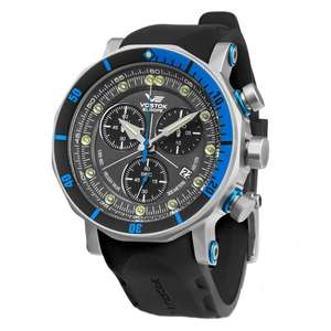 Ceas Vostok-Europe LUNOKHOD 2 6S30/6205213 Grand Chrono