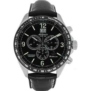 Ceas Atlantic WORLDMASTER  55460.47.66 Cronograf