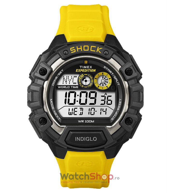 Ceas Timex EXPEDITION T49974 Shock