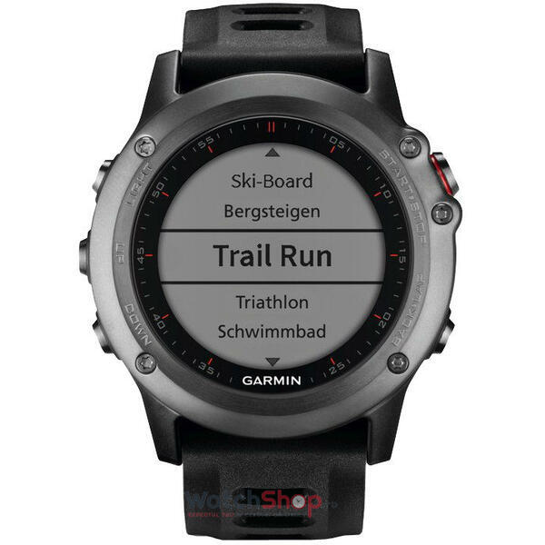 Ceas Garmin FENIX 3 010-01338-01 Activity Outdoor Tracker