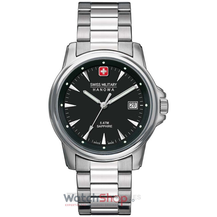 Ceas Swiss Military BY HANOWA 06-5230.04.007 Recruit de la Swiss Military