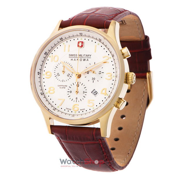 Ceas Swiss Military BY HANOWA 06-4187.02.001 Patriot
