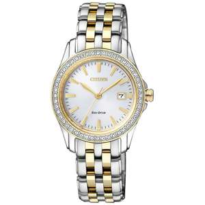 Ceas Citizen SILHOUETTE CRYSTAL EW1908-59A Eco-Drive