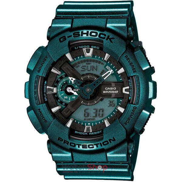 Ceas Casio G-SHOCK GA-110NM-3AER Antimagnetic Neo Metallic