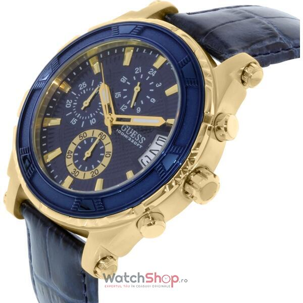 Ceas Guess PINNACLE W0673G2 Chronograph