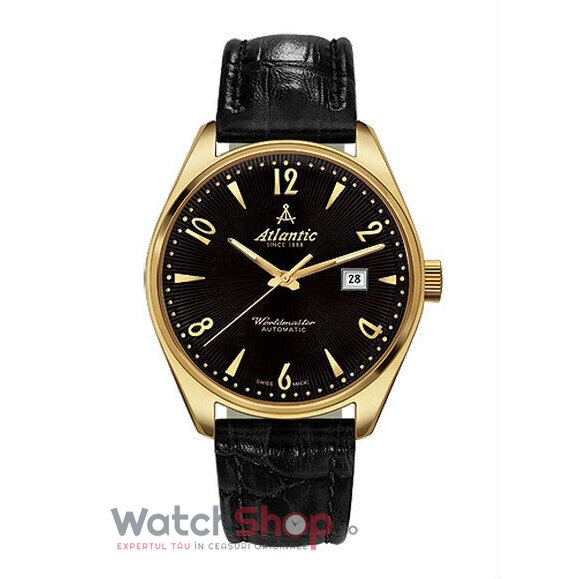 Ceas Atlantic WORLDMASTER 51752.45.65G Art Deco Automatic
