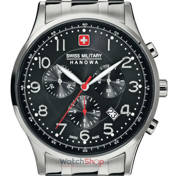 Ceas Swiss Military BY HANOWA 06-5187.04.007 Patriot Chrono