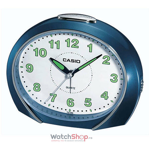 Ceas de birou Casio WAKE UP TIMER TQ-269-2E
