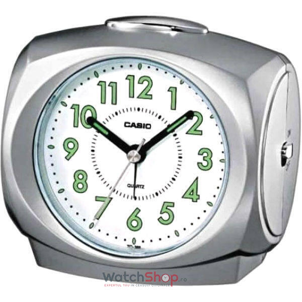 Ceas de birou Casio WAKE UP TIMER TQ-368-8E