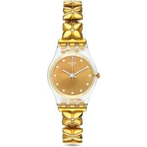 Ceas Swatch ORIGINALS LADY LK358G Golden Keeper
