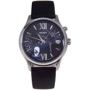 Ceas Orient FASHIONABLE AUTOMATIC FDM01003BL Happy Stream