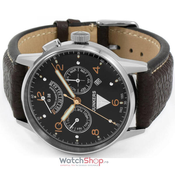 Ceas Junkers G38 6960-5 Automatic