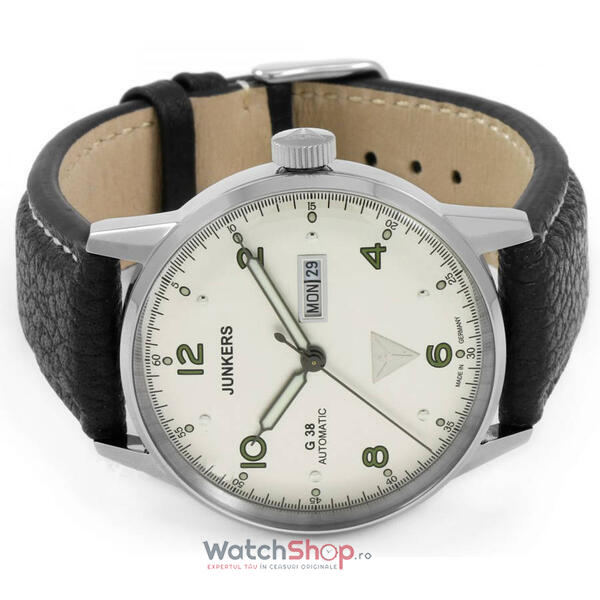 Ceas Junkers G38 6966-4 Automatic