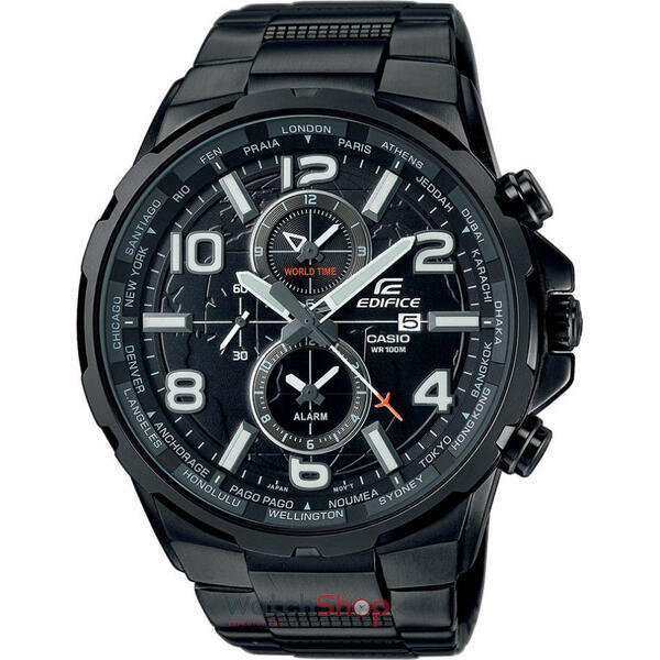 Ceas Casio EDIFICE EFR-302BK-1AVUEF