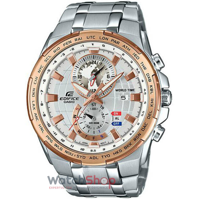 Ceas Casio EDIFICE EFR-550D-7AVUEF de la Casio