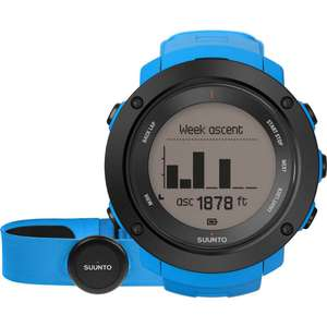 Ceas Suunto SS021968000 AMBIT3 VERTICAL BLUE (HR)