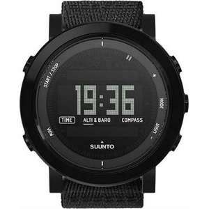 Ceas Suunto ESSENTIAL CERAMIC ALL BLACK TX