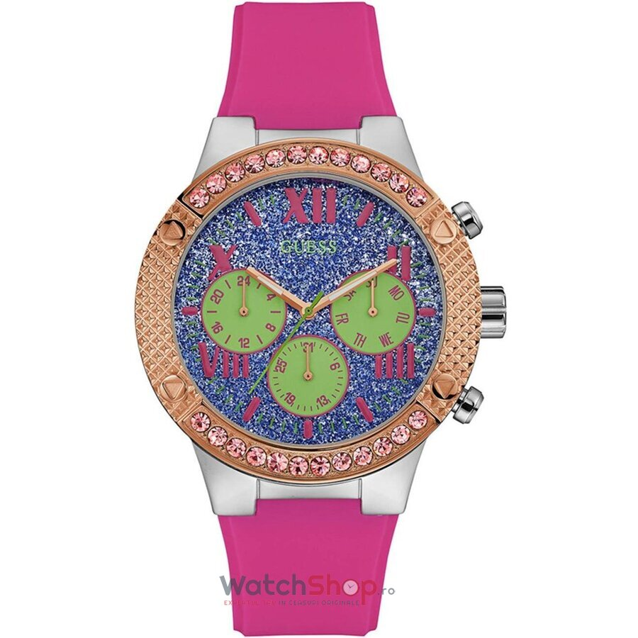 Ceas Guess Iconic Guess W0772l4 Showstopper