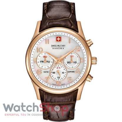 Ceas Swiss Military BY HANOWA 06-6278.09.001 de la Swiss Military