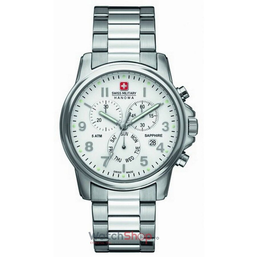 Ceas Swiss Military BY HANOWA 06-5233.04.001 de la Swiss Military