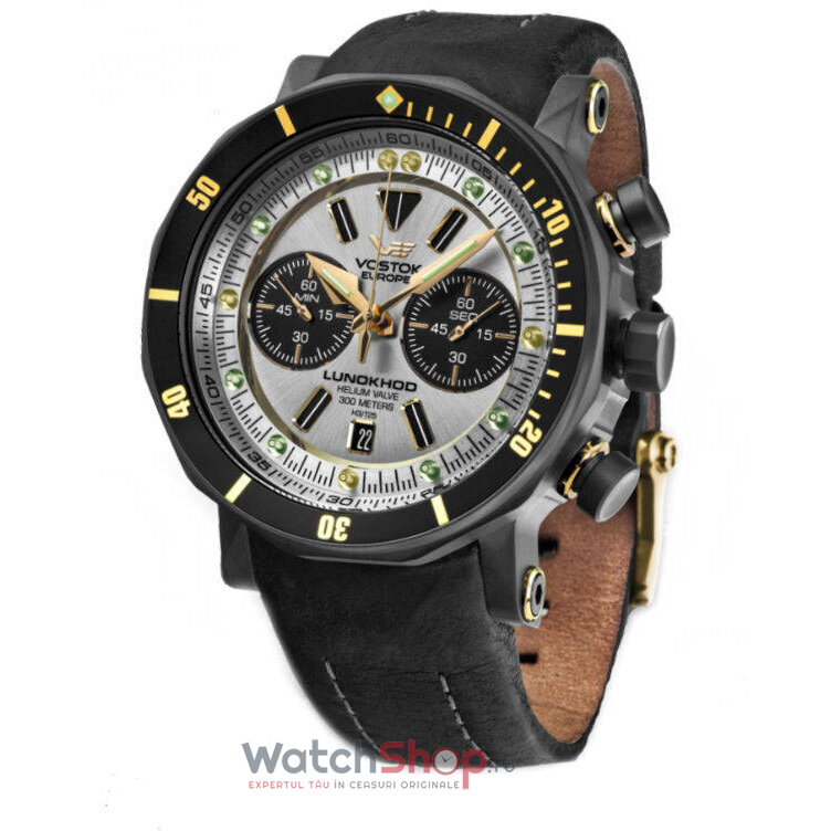 Ceas Vostok-Europe LUNOKHOD 2 6S21/620E277 Grand Chrono