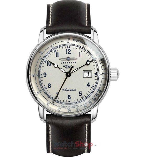 Ceas Zeppelin 100 YEARS 7654-4 Automatic