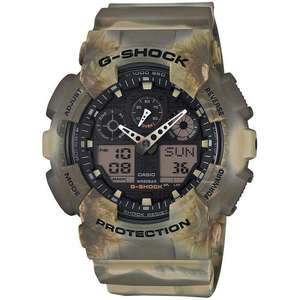 Ceas Casio G-SHOCK GA-100MM-5AER