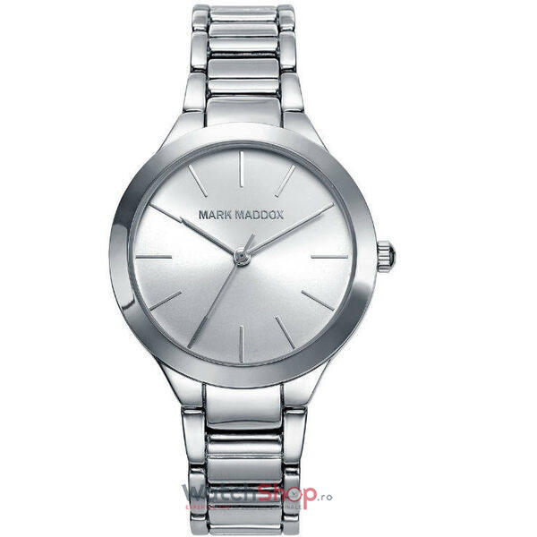 Ceas Mark Maddox TRENDY SILVER MM6010-17