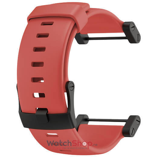 Curea (bratara) Suunto CORE CRUSH CORAL RUBBER STRAP SS020797000