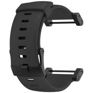 Curea (bratara) Suunto CORE GRAPHITE CRUSH RUBBER STRAP SS021523000